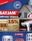 Letná akcia Satjam