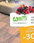 Jarná akcia ABW 2019